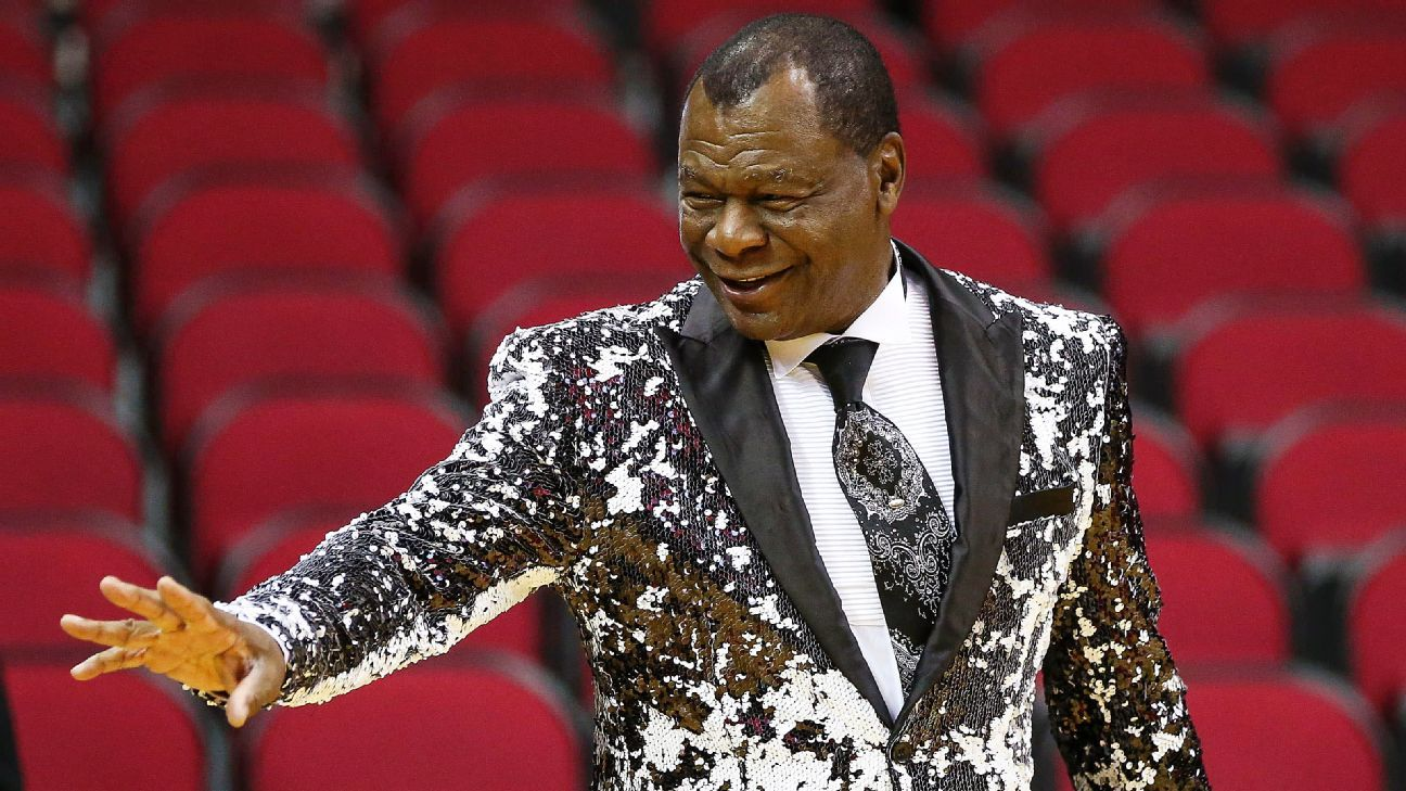 17ffd3455080 Q A with Houston Rockets legend Calvin Murphy  Broadcasting his style -  Houston Rockets Blog- ESPN