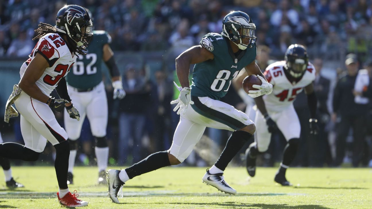 db60b88deef Jordan Matthews returning to Philadelphia Eagles