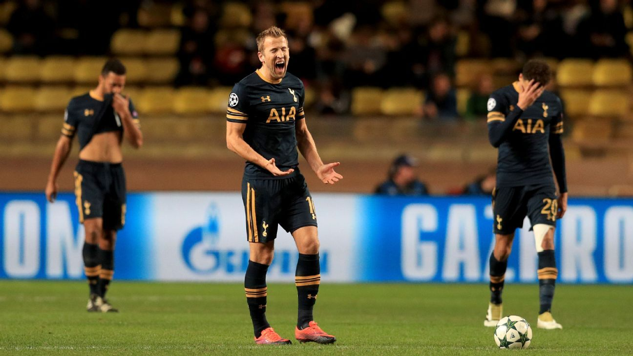 Wimmer: Second Monaco goal 'very disappointing'