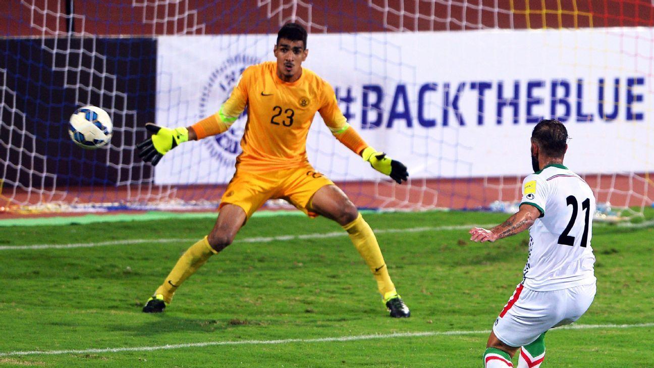 90d8a4344 India s Gurpreet Singh is carving his own path in European football