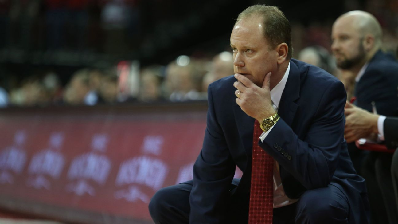 Badgers call out coach Gard in secret recording