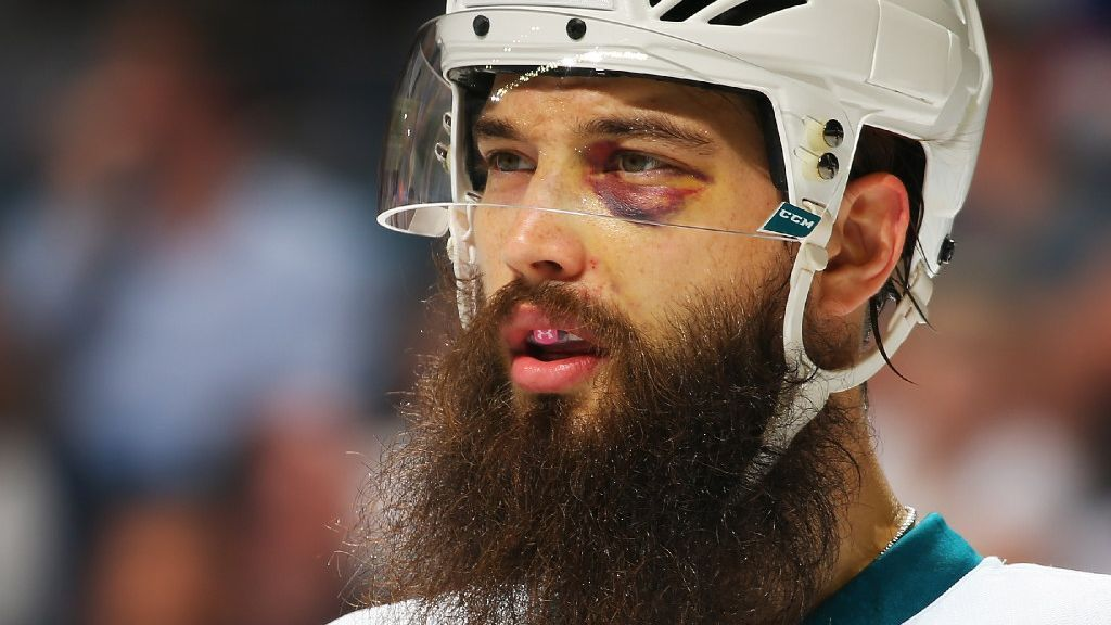 NHL -- San Jose Sharks superstar defenseman Brent Burns is ...