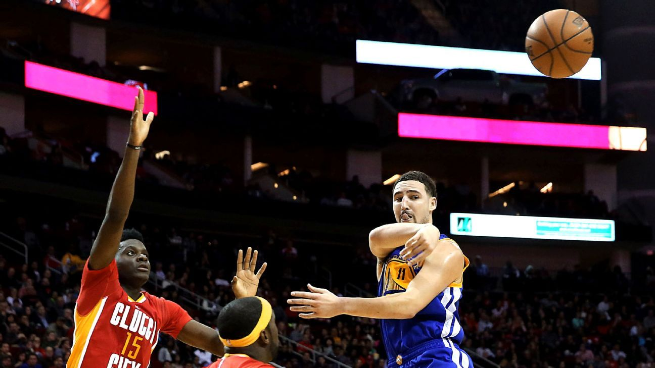 Klay Thompson, Warriors win battle of the best shooting guards