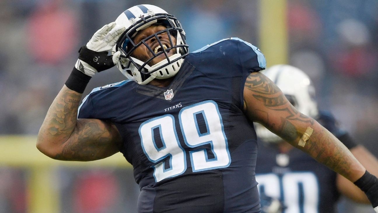 0a4718b82 Tennessee Titans sign defensive tackle Jurrell Casey to extension