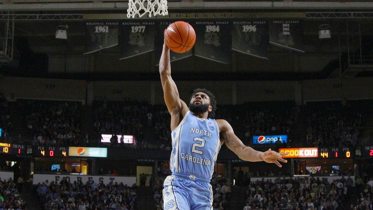 North Carolina Tar Heels Chasing That Maui Feeling Men S College Basketball Blog Espn