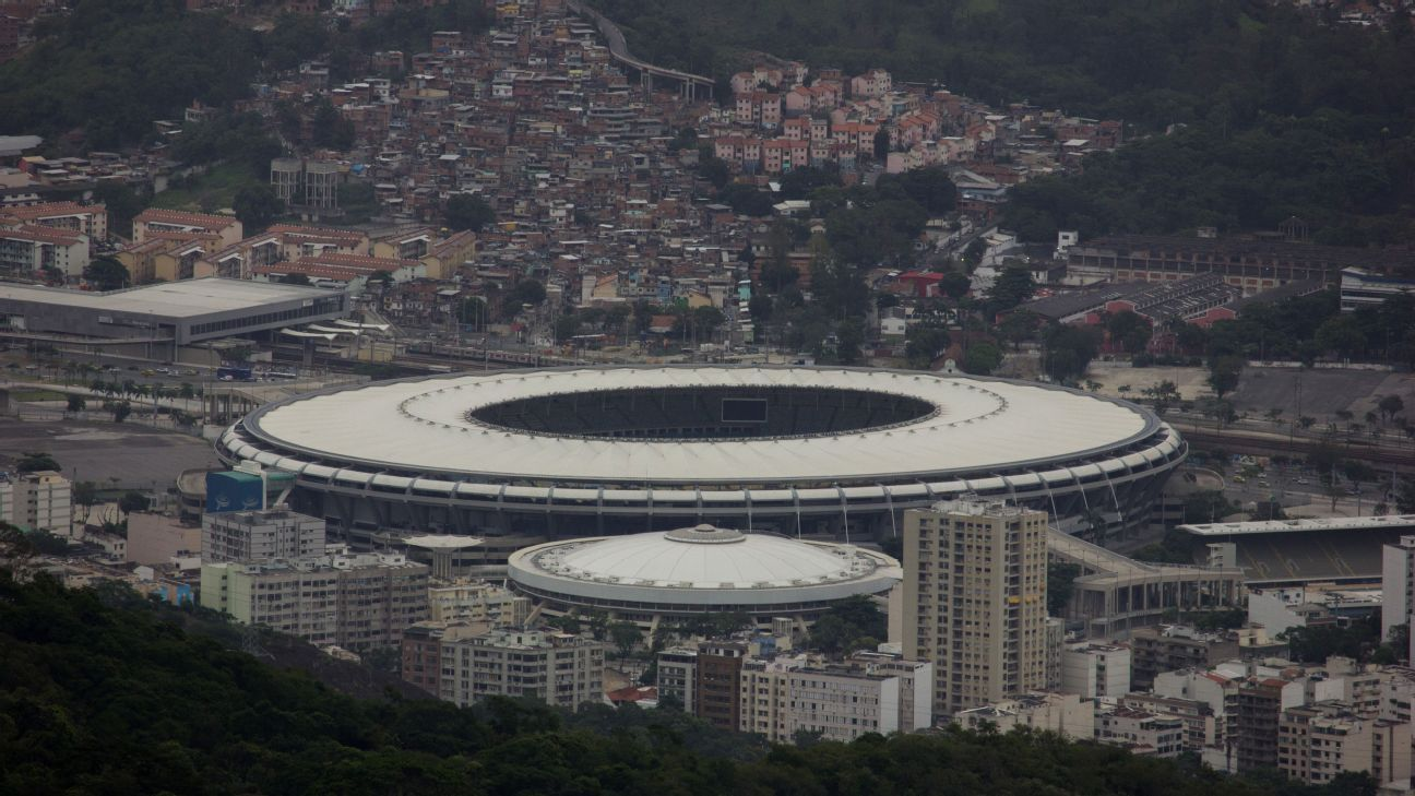 26cd0d8cae Neglected Maracana and fan violence reveal Brazil s dark underbelly