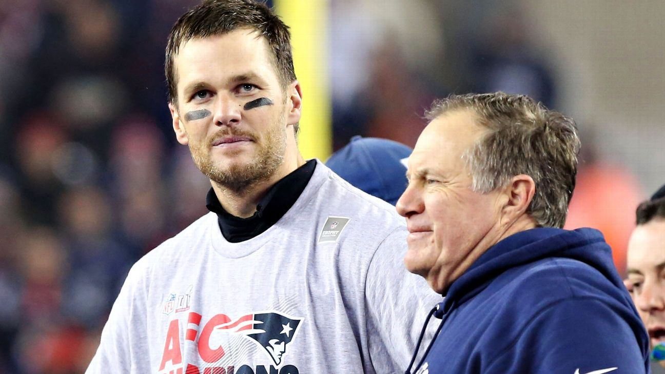 Tom Brady, Bill Belichick make NFL history with record 7th Super Bowl appearance