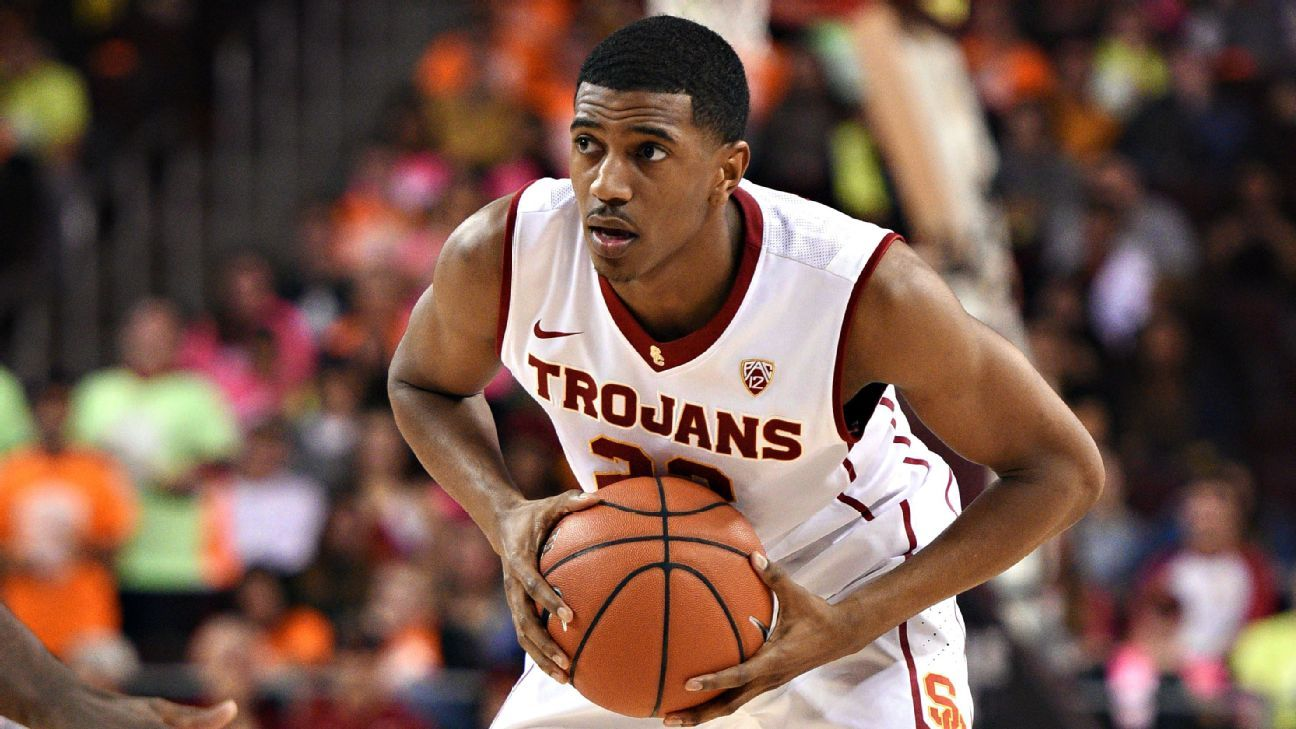 new arrival a8174 814a1 De'Anthony Melton of USC Trojans held out for eligibility ...