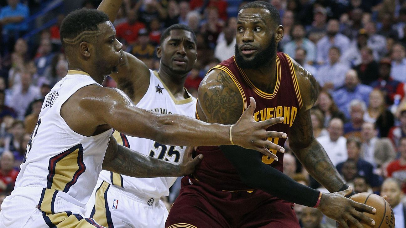 1ff0ad1a181 LeBron James sounds off after Cleveland Cavaliers  loss