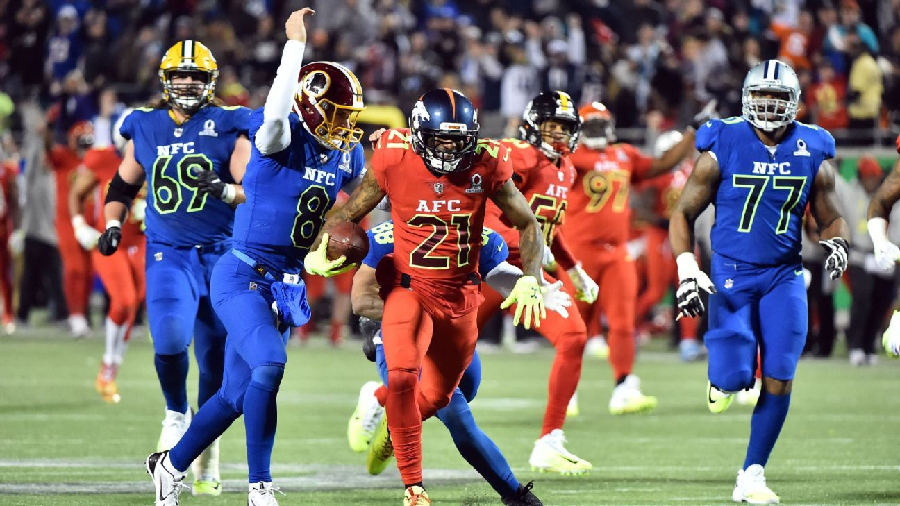 Let's shake up the Pro Bowl: 8 rule changes the NFL could ...