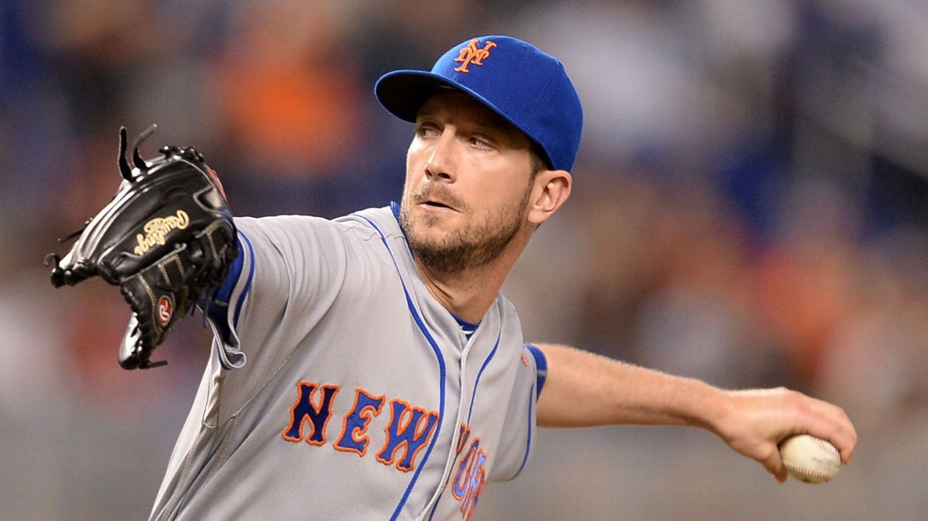 Reports: New York Mets to re-sign Jerry Blevins, Fernando ...