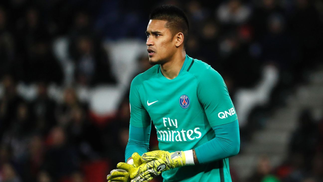 43af80670 PSG s need for big-names may see goalkeeper Alphonse Areola depart