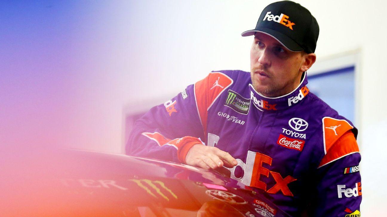 11 Joe Gibbs Racing Team News and Links