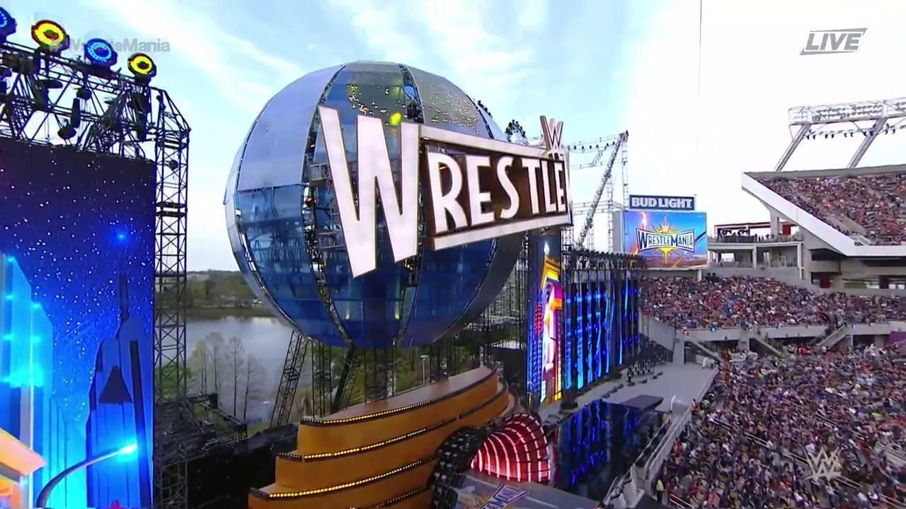 Wrestlemania 33 Results Recaps And Ratings