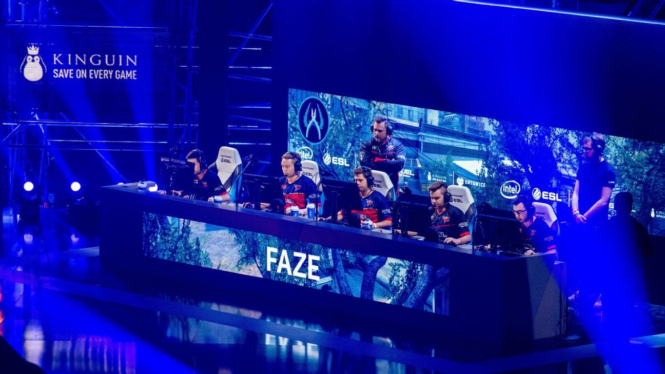 FaZe Clan defeats Astralis in overtime to win StarSeries Season 3