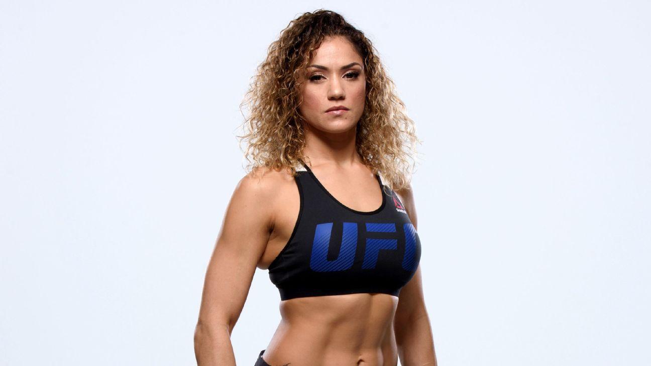Breast-implant rule won't impede UFC Pearl Gonzalez strawweight