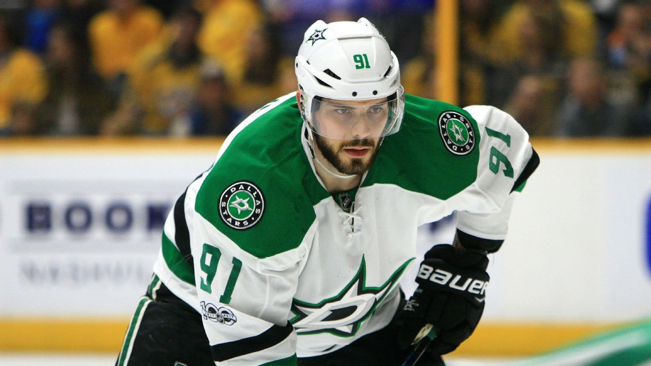 Dallas Stars' Tyler Seguin calls tornado area 'extremely sad sight to see'