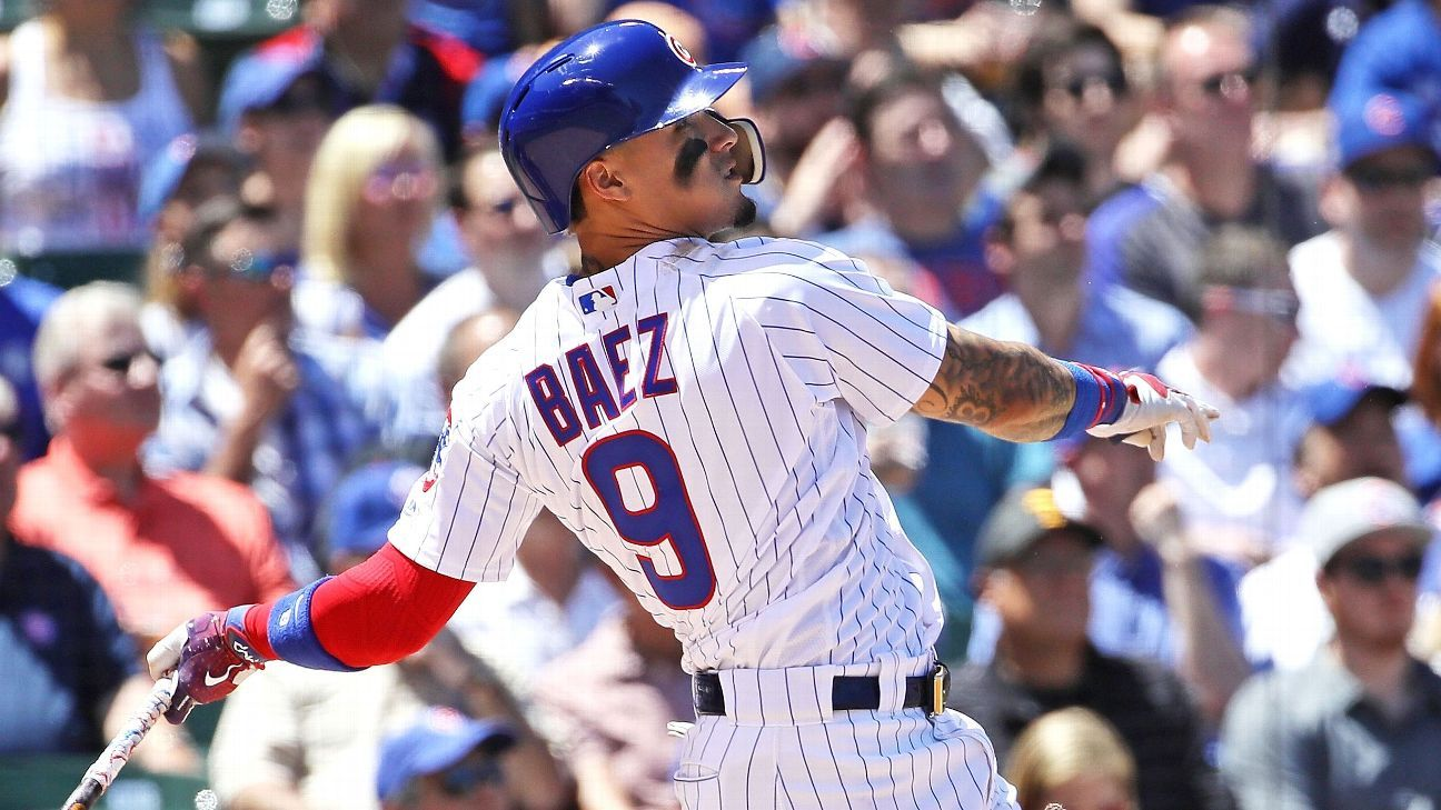 Javier Baez reminds Cubs: Ian Happ isn't only young player ...