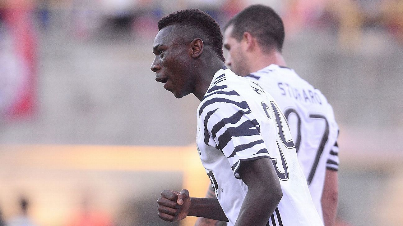 Juventus Risk Losing Moise Kean Amid Tractor Dispute Father