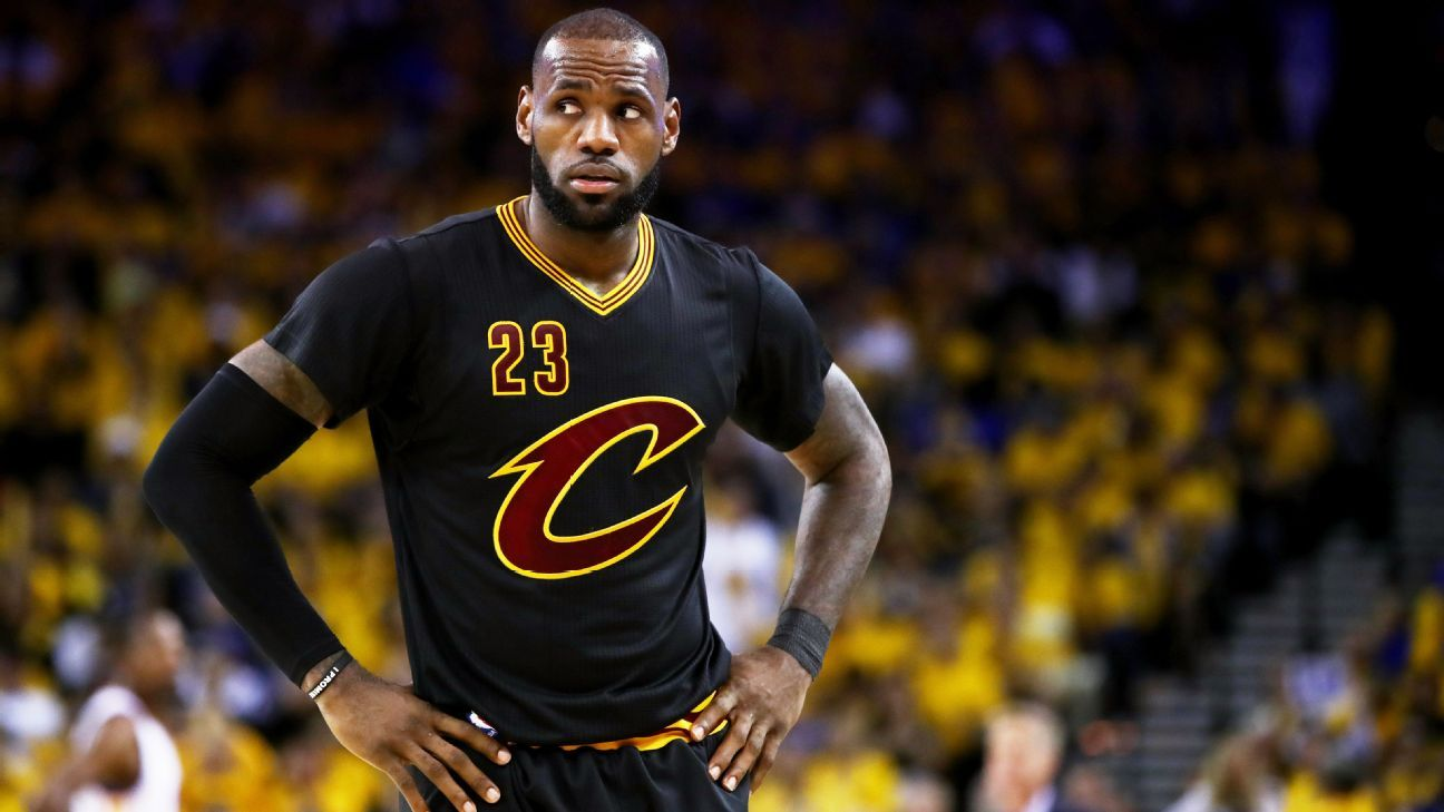 2017 NBA Finals -- LeBron James' legacy is intact as much ...