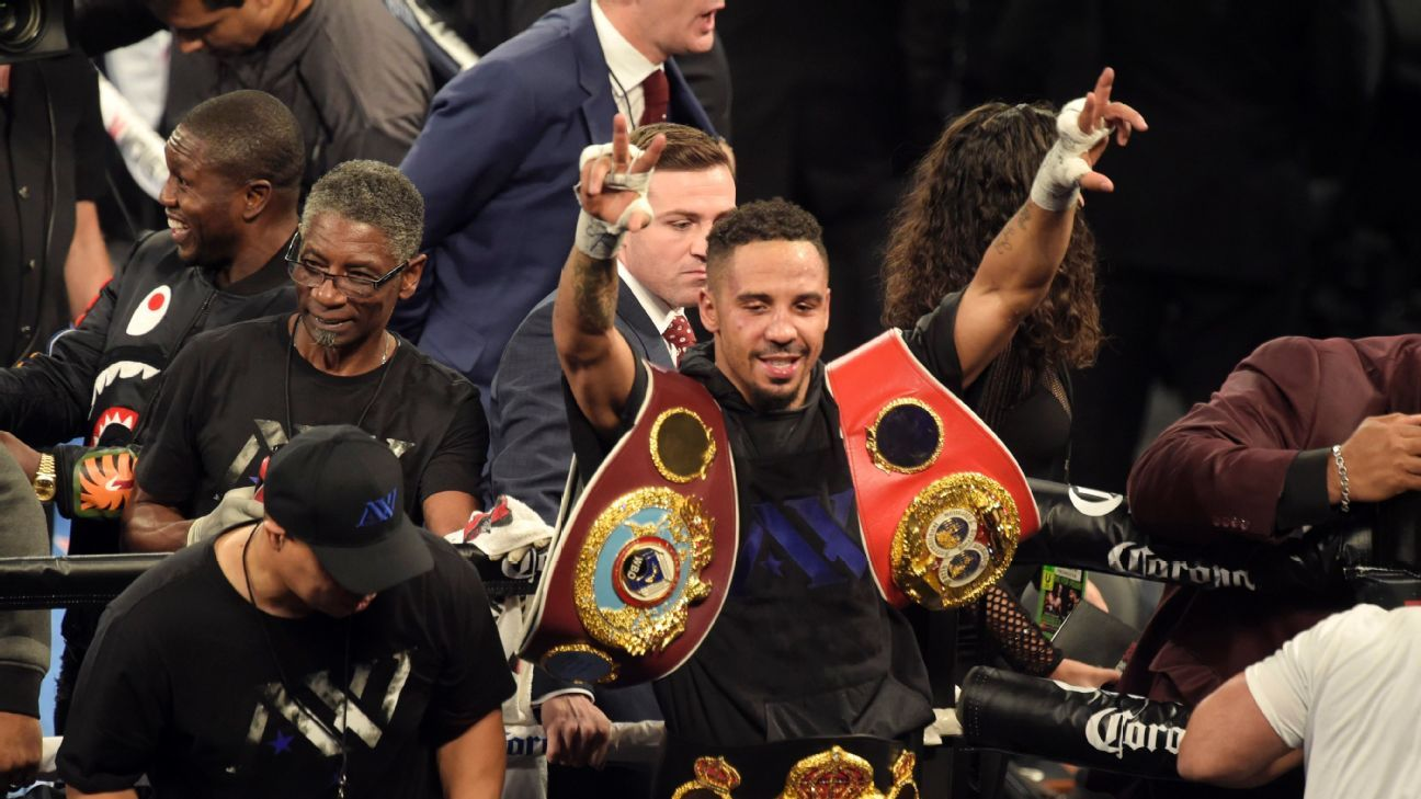 Andre Ward says he won't end his retirement to fight Canelo Alvarez
