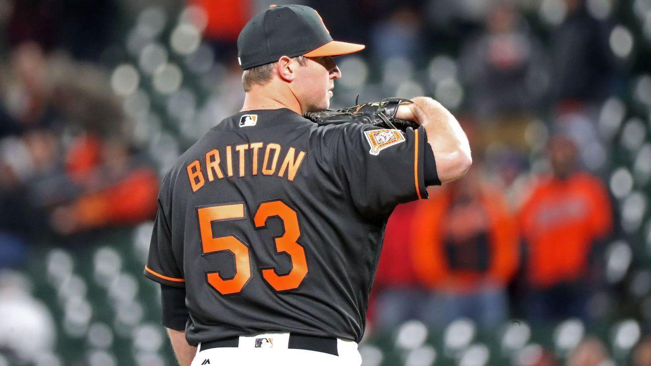 pretty nice 34455 ba63e Is Zach Britton the Andrew Miller of the 2017 trade deadline ...
