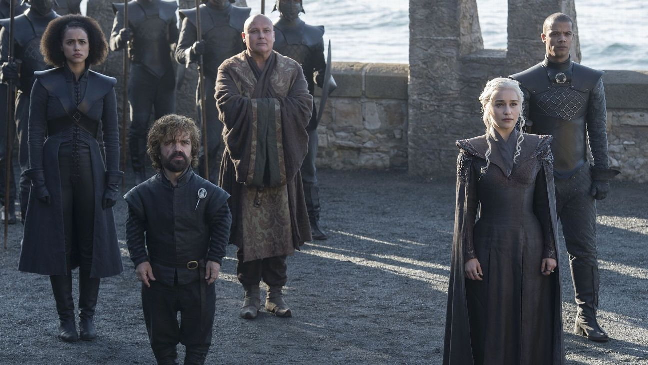 The ESPN Daily: The odds on the Iron Throne