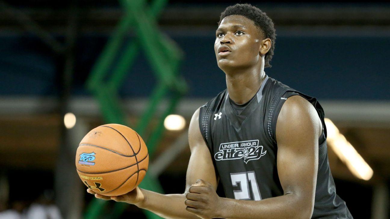2019 NBA mock draft - Zion Williamson, R.J. Barrett and ...