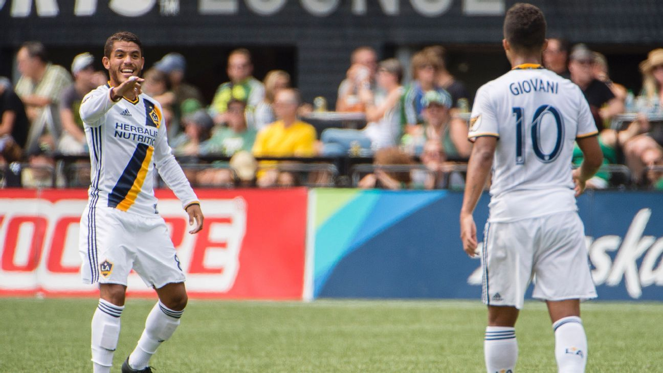 dcc95b46b LA Galaxy not looking to sell Jonathan and Giovani dos Santos - Chris Klein