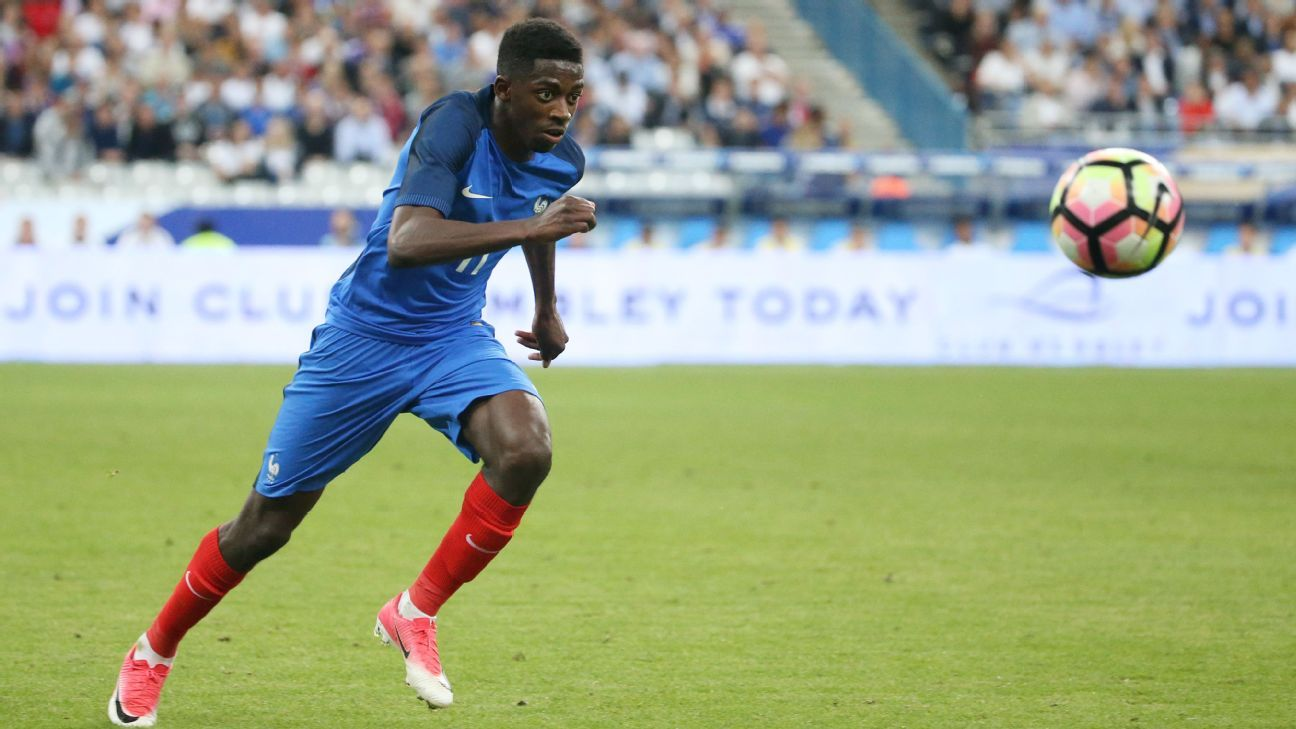 0f92027725e Barcelona's bad summer made signing Dembele an essential move