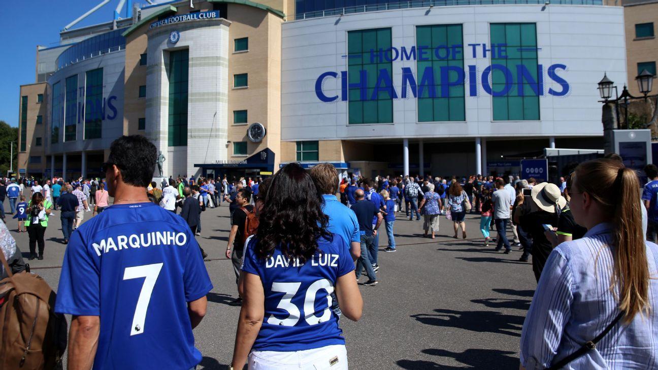 Chelsea condemn fans' anti-Semitic song about Alvaro Morata