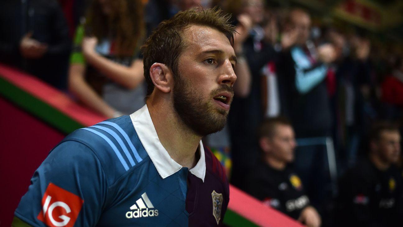 Chris Robshaw, Rob Baxter slam 'unfair' Saracens after Premiership punishment