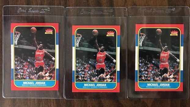 Collectors Land Three Rare Michael Jordan Cards In Pack Opening