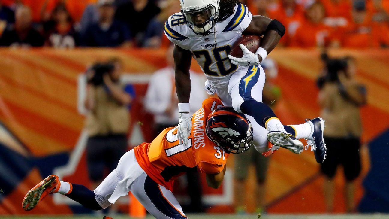a4ab0cc0595 Denver Broncos  Justin Simmons hopes to build on quality opening act -  Denver Broncos Blog- ESPN