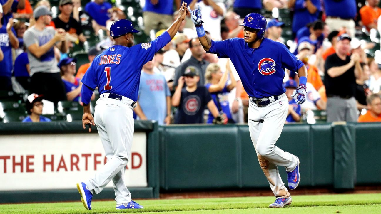 How the Cubs turned an All-Star break deficit into a chance to put away the Brewers