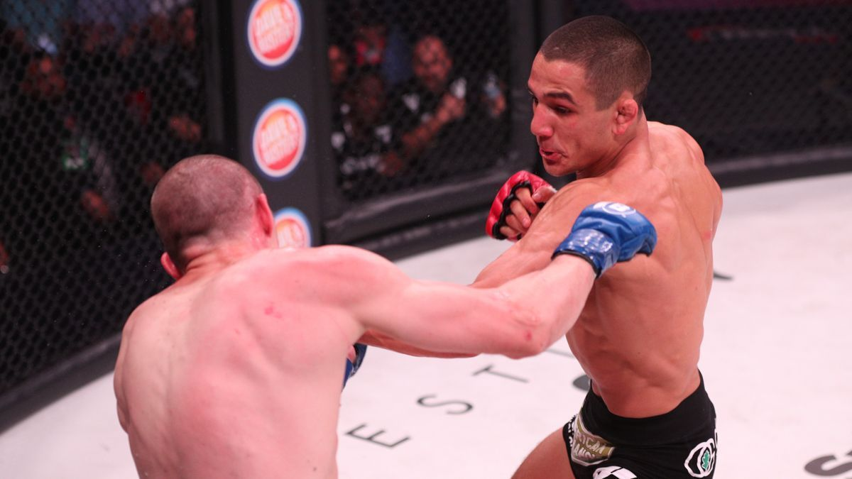 Sources: Aaron Pico to fight Daniel Carey at Bellator 238