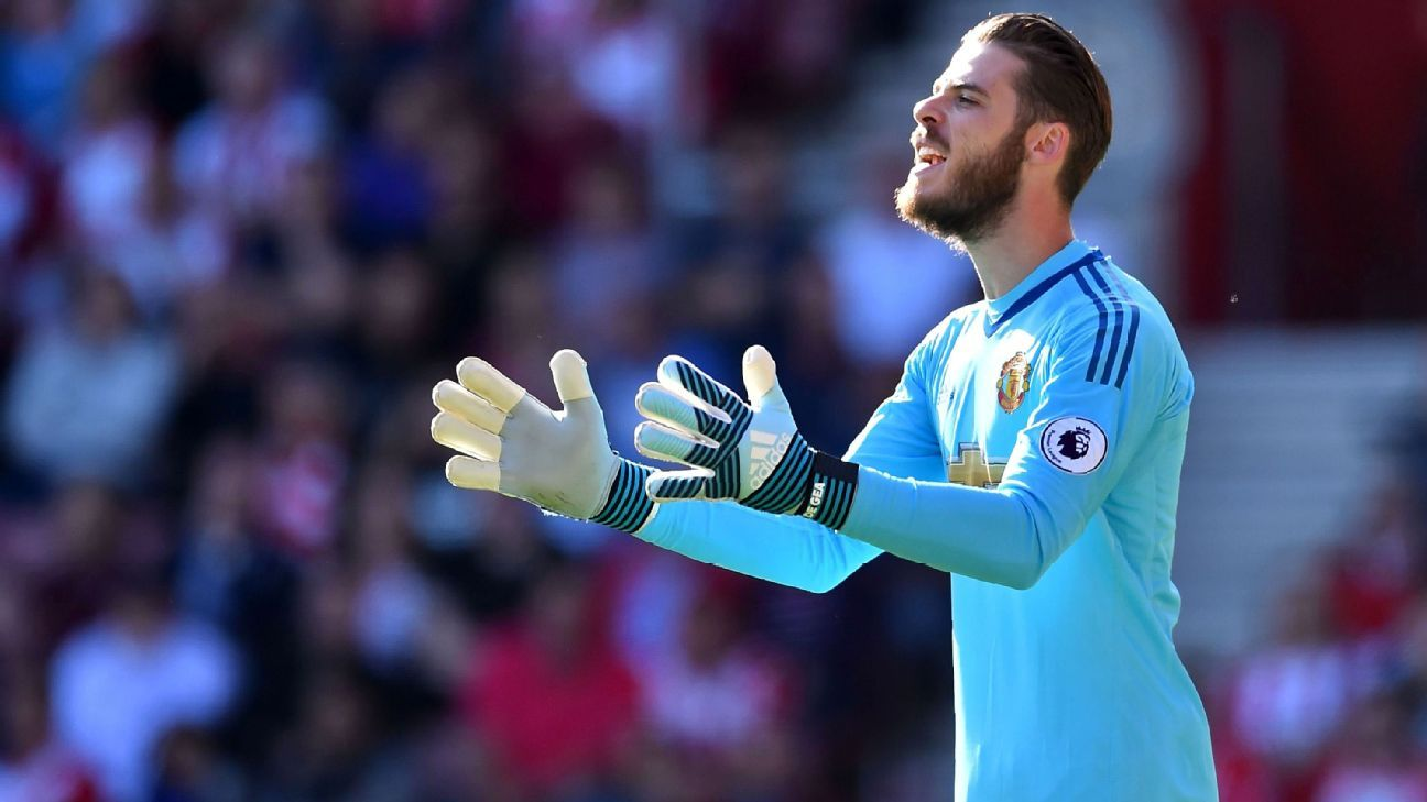 David De Gea Demands To Be Worlds Best Paid Keeper To Stay At Man