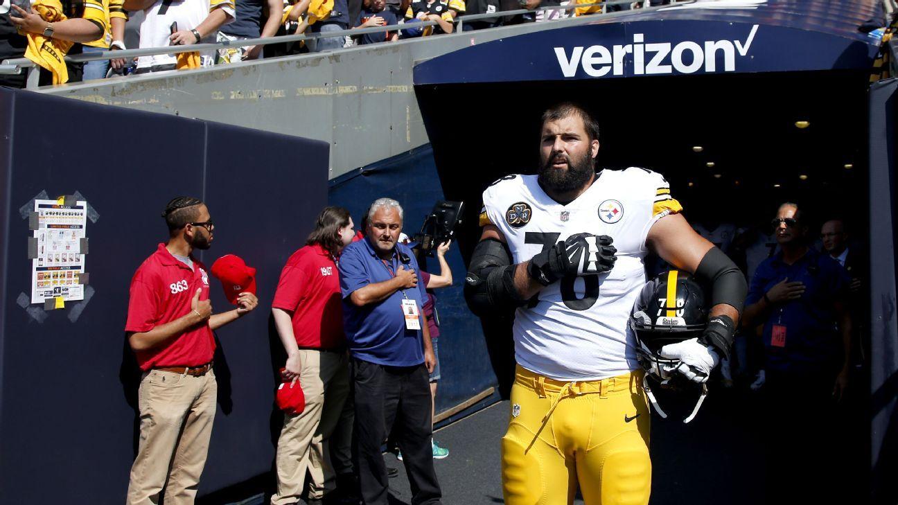 e91c0c1c1cd Transcript  Steelers  Alejandro Villanueva explains anthem  ordeal  -  Pittsburgh Steelers Blog- ESPN