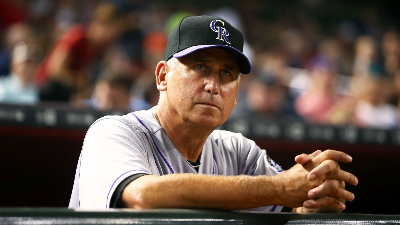 Manager Bud Black sitting out after four Colorado Rockies players put on COVID IL