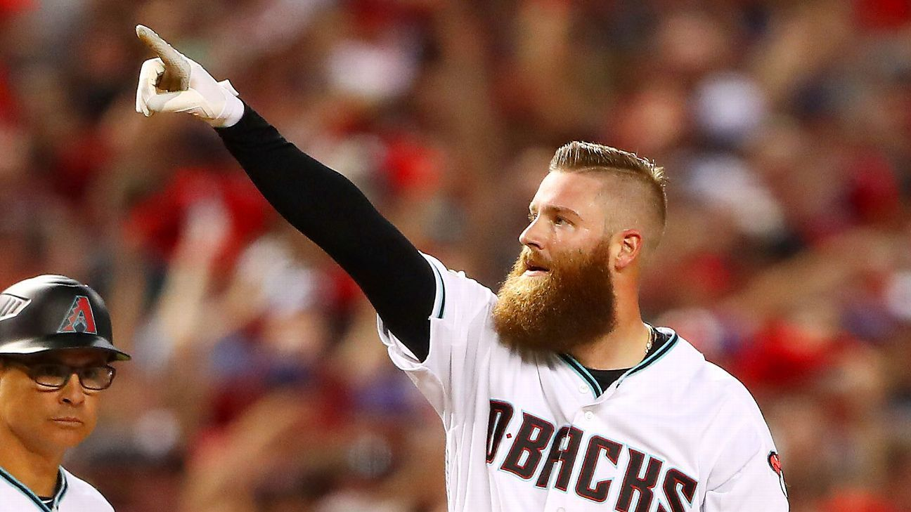 D-backs top Rockies after wild ride on Archie Bradley ...