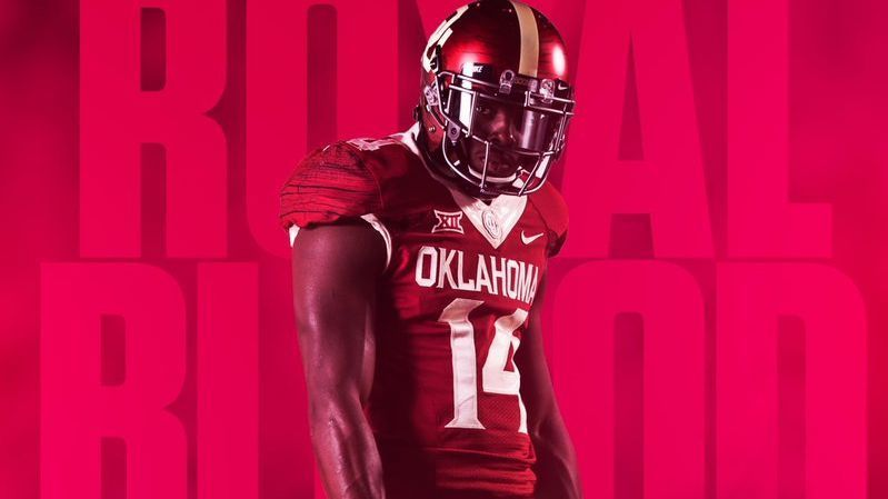 buy online e5717 56efb Week 6 College Football Uniform roundup First for Oklahoma ...