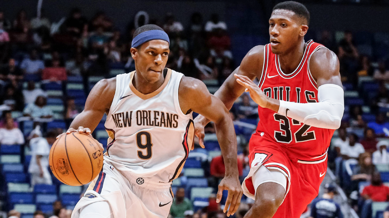 Rajon Rondo of New Orleans Pelicans has surgery for sports hernia 5f43aba5c