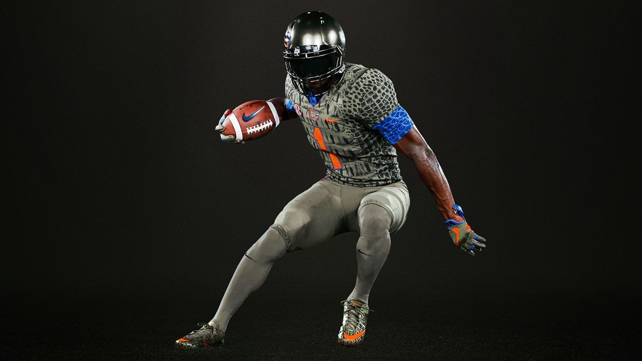 save off 716c3 8dddc Florida unveils new gator-inspired uniforms