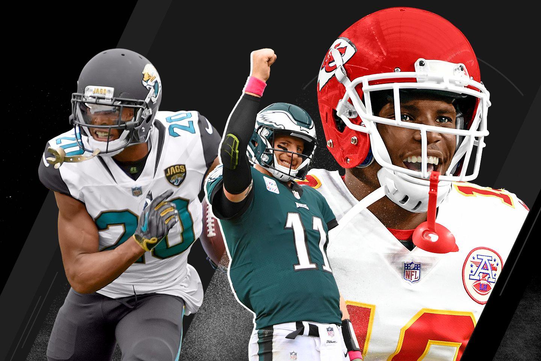 8bbfe45f NFL 2017 Week 6 Power Rankings - Kansas City Chiefs, Green Bay ...