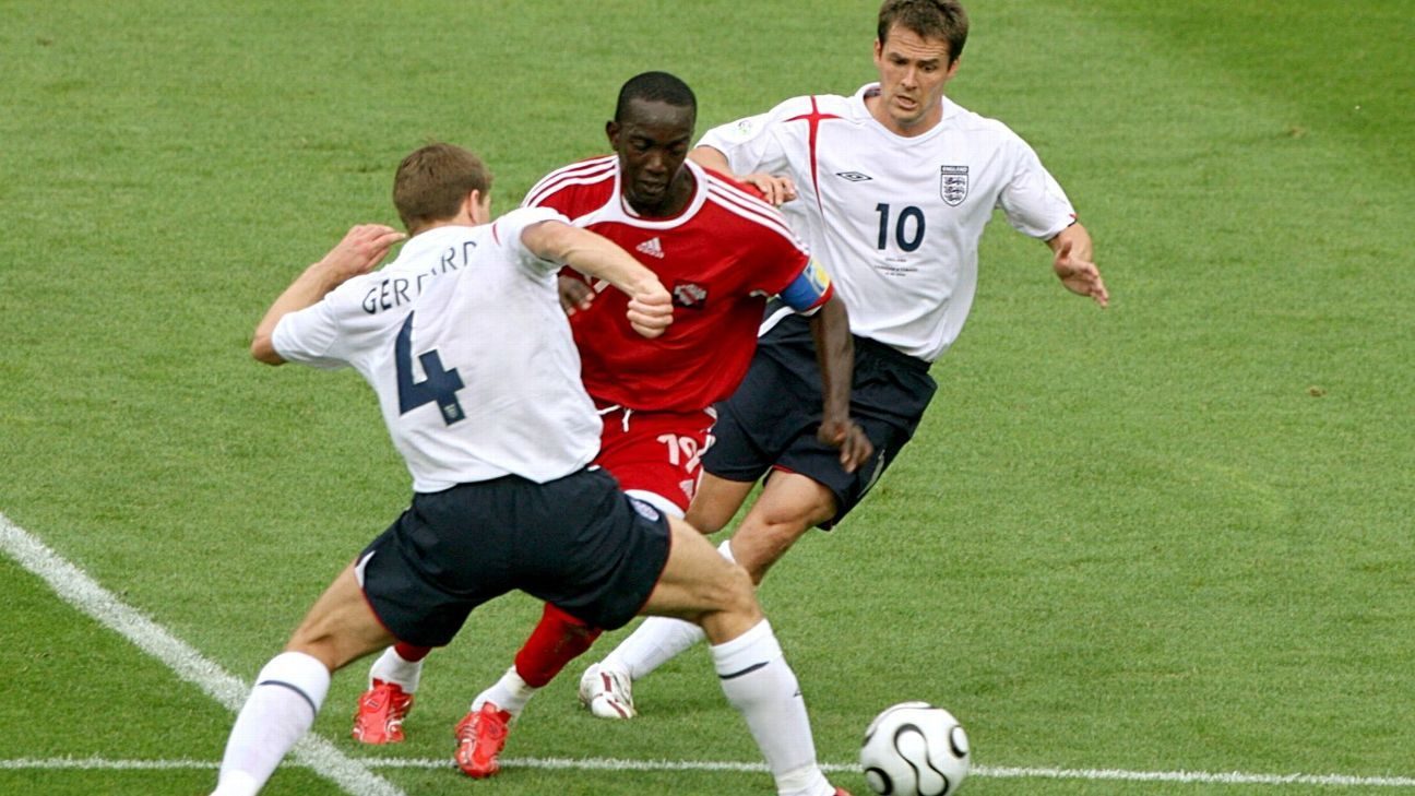 2a57473a1 Trinidad and Tobago s 2002 World Cup failure down to Dwight Yorke ...