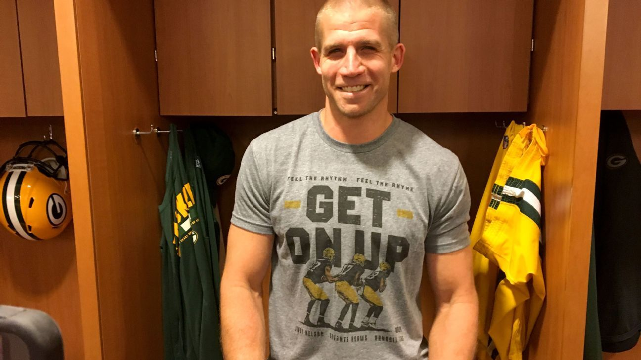 Missed The Packers Bobsled Celebration Check Out The T Shirt