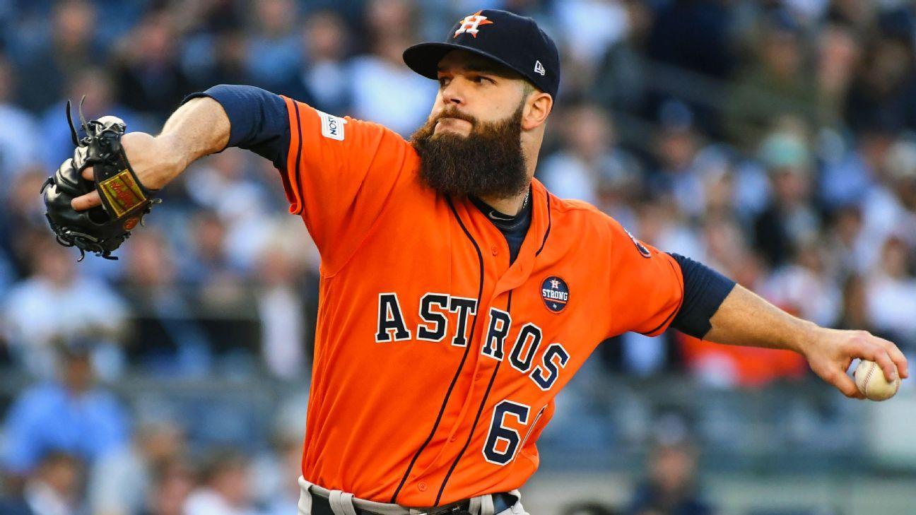 Dallas Keuchel of Houston Astros says team won't suffer ...