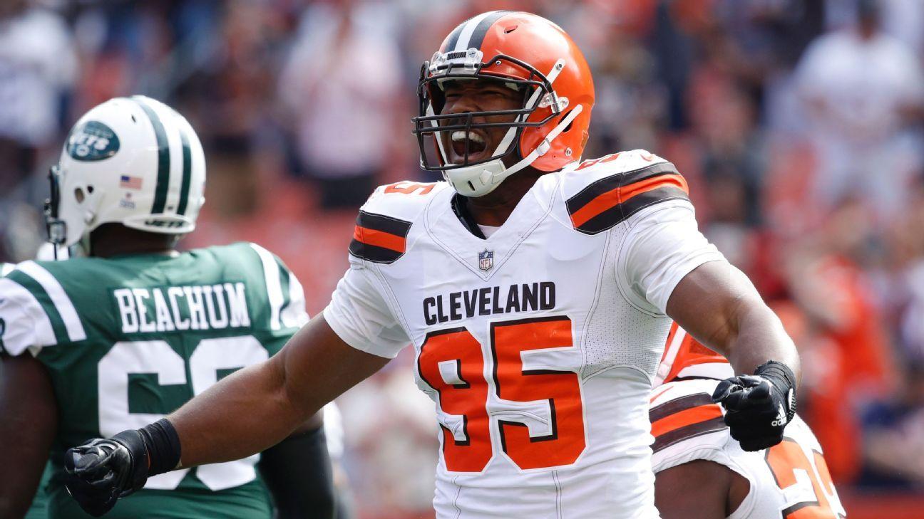 Source — Browns finalizing 5-year $125M extension with Myles Garrett – ESPN