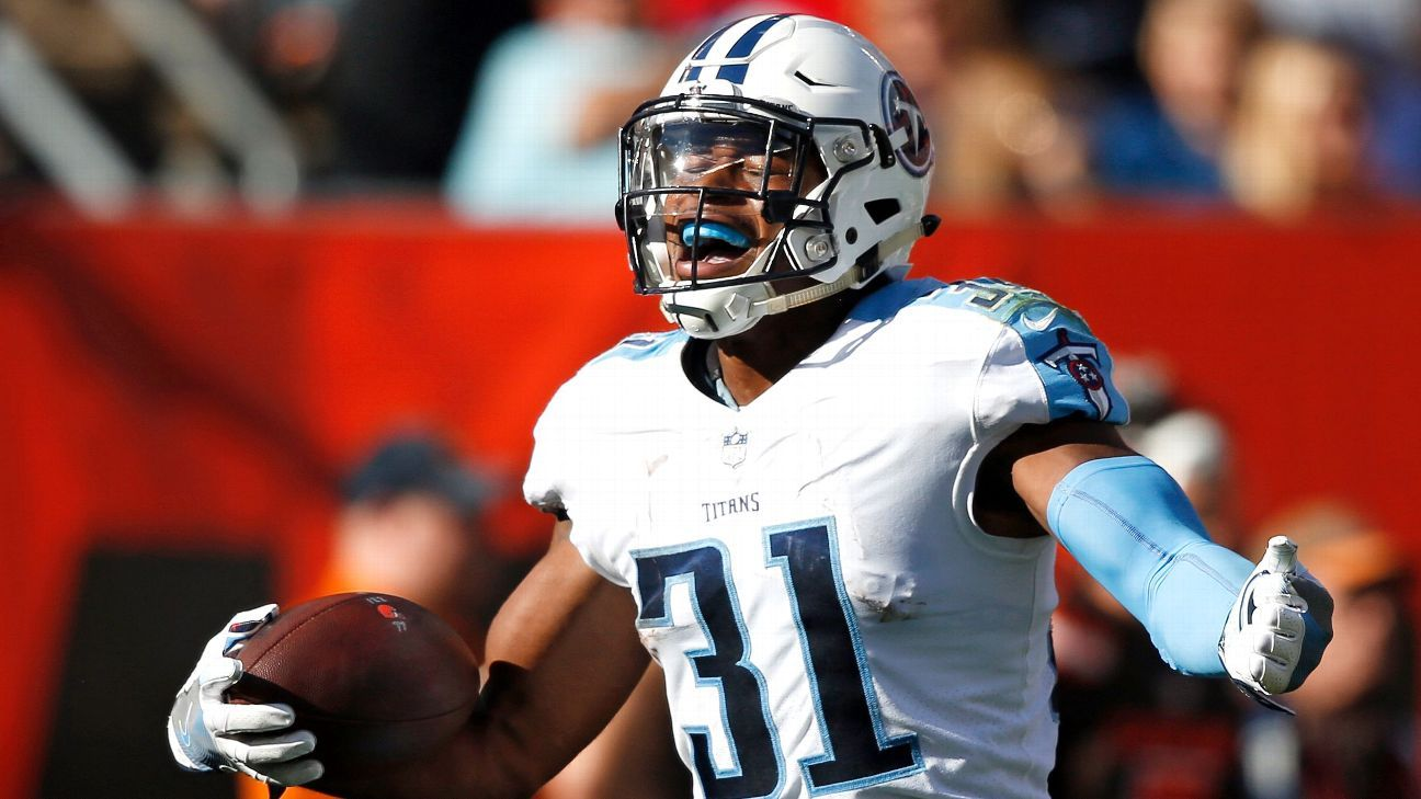 Tennessee Titans DB Kevin Byard gets in Twitter feud with Deion Sanders 63ca525d7