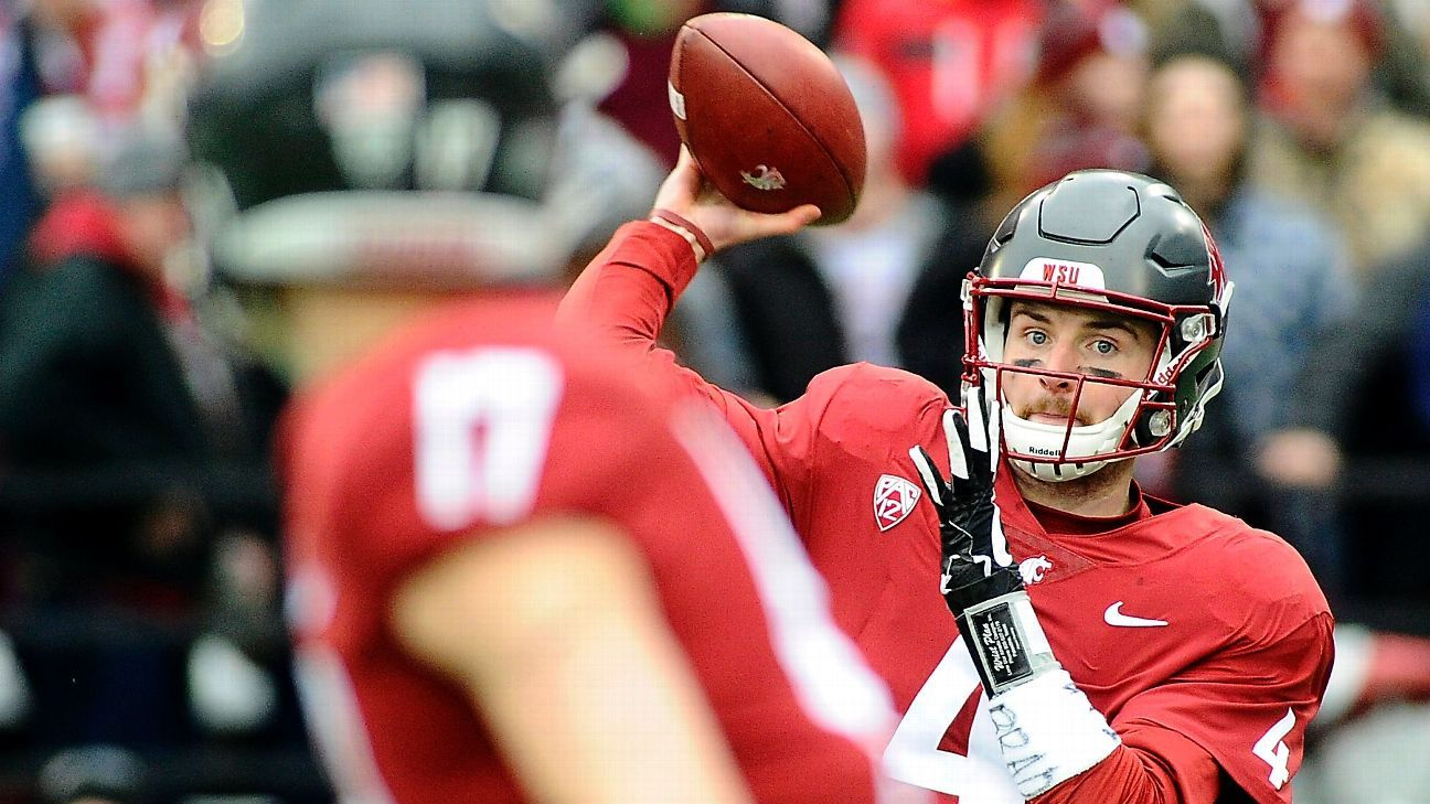 0895bf6d4 2018 NFL draft -- Luke Falk selected by Tennessee Titans with  Tom Brady   pick